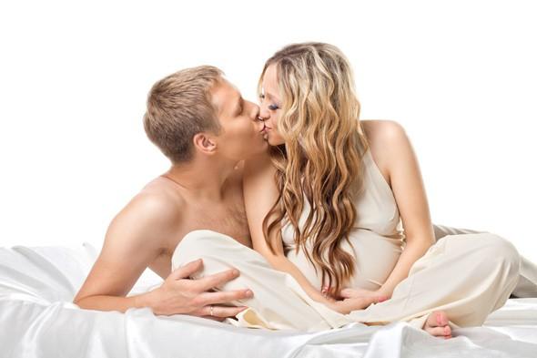 Секс. на 5 месяце беременности